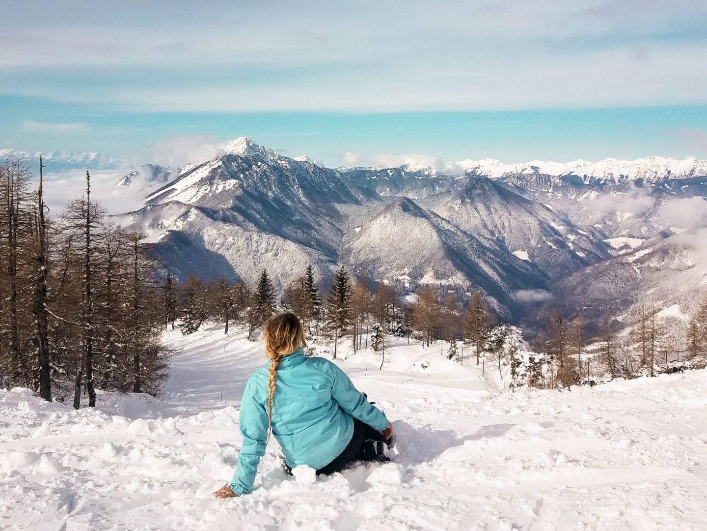Exploring the best of Slovenia's wonderful ski resorts ⋆ Fernwehsarah