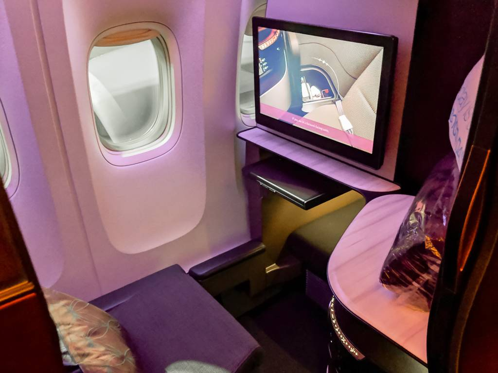 Qatar Airways Economy Class Review Q Suites Business Class