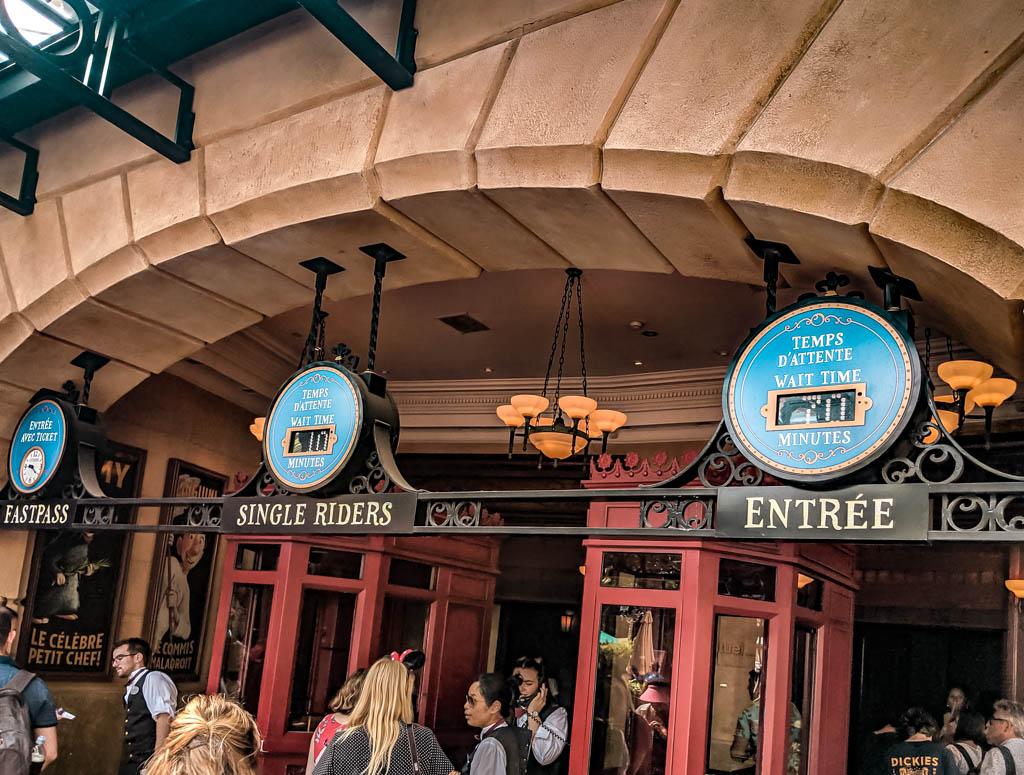 Disney paris fast pass