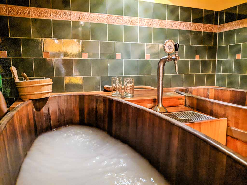 Thermal Beer Spa Budapest How To Make Your Boyfriend Love Spa